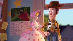 woody and bo peep   Toy Story 4 Release Date Announced   Geek Ireland Toy Story 1995, Toy Story Movie, Anna Disney, Disney Love, Disney Stuff, Disney Films, Disney Pixar, Bo Peep Toy Story, Toy Story Halloween