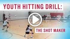 Volleyball Drills For Beginners, Volleyball Passing Drills, Volleyball Skills, Volleyball Practice, Volleyball Training, Volleyball Workouts, Volleyball Quotes, Coaching Volleyball, Volleyball Pictures