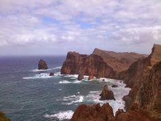 Ponta de  São Lourenço, Madeira - Portugal