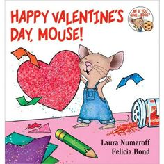 As Mouse makes valentines for all his friends, he reflects on what he likes best about each of them. On board pages.#ad#childrensbooks#valentinesday#kidstuff