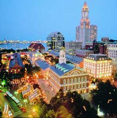 Boston my old home town!!