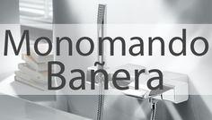 monomando bañera