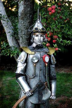 Steampunk Tin Man Rusted | Flickr - Photo Sharing!