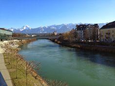 Villach, Drau, Mountains... Carinthia, Joy Of Living, River, Mountains, Outdoor, Europe, Villach, Outdoors, Outdoor Games