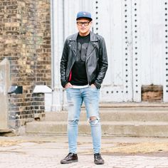 We took to the streets to find out what inspires you. Join us for #HBstreetstyle. Meet Ken: http://spr.ly/6007Be0gJ