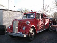 1956 Ward La France Fire Engine Ad Number: 194380 | Printer Version      Add to your MyOldRide Favorites? ( register or login )              Price:    $12,500.00 obo  Location:    Salt Lake City , Utah US