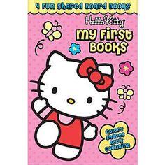 "Hello Kitty Board Book Set -  Dalmation Press - Toys""R""Us"