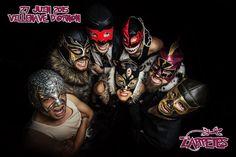 """Santa Machete sera au Festival Les Z""""Arpètes le samedi 27 juin 2015. Rendez-vous sur la Plaine de Courréjean (Villenave d'Ornon - 33) pour un live de folie ! Entre Afro-Soul Dance-Floor Roots-Pimiento Cumbia-Libre, vous ne saurez où donner de la tête !"""