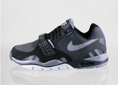 Nike Air Trainer SC II Low (Anthracite / Cool Grey - Black - Pure Platinum)