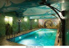 Výsledek obrázku pro art nouveau pool