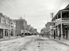 miami beach, 1908. Think it has changed extremely.