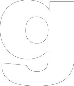 Free Printable Lower Case Alphabet Template
