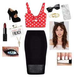 """Party outfit"" by tamikanguyen on Polyvore"