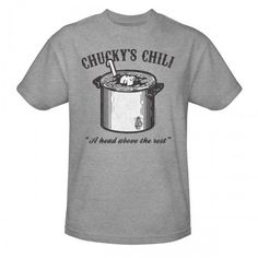 Sons of Anarchy Chucky's Chili T-Shirt
