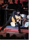 44 years ago tonight out in Las Vegas Nevada; Kirk Kirkorian has contracted. Elvis Presley to play a month of shows at his then New Hotel off the strip called International! It was thought that Elvis had lost something during his movie years; but a recent television special showed he had more to offer! Whereas Viva Las Vegas subsequently began the hiatus of 3 years of non soundtrack recordings; the How Great Thou Art sessions in May 1966 showed he was ready for new challenges; but not until…