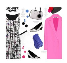 """Paint It On'"" by dianefantasy ❤ liked on Polyvore featuring Milly, Roger Vivier, GUESS, Boutique Moschino, McQ by Alexander McQueen, Eugenia Kim, polyvorecommunity, paintsplatter, polyvoreeditorial and paintiton"