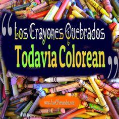 Todos tenemos momentos difíciles y por lo mismo, te invito a hacer tu mejor esfuerzo en ponerle color a tu vida y a contagiar de alegría y color las vidas de los demás... Via => http://JoseCFernandez.com