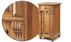 Möbel restaurieren: Dass Möbel Kratzer bekommen, kann man nicht verhindern, aber sie müssen dort nicht bleiben – so können Sie Möbel restaurieren Edwardian Fashion, Beautiful Gardens, Farmhouse Style, Projects To Try, Interior Design, Antiques, Inspiration, Furniture, Restoration
