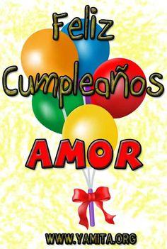 feliz cumpleaños mi amor frases