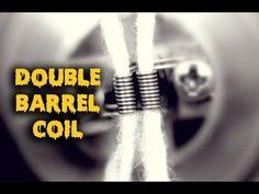 ▶ Kayfun Lite Double Barrel Coil Build - YouTube