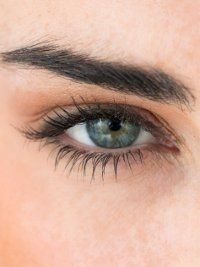KK Tip: If you have unruly eyebrows and need a quick fix, appeal lip balm to tame them quickly