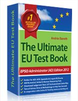 34-page free chapter from The Ultimate EU Test Book