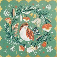print & pattern: XMAS 2017 - john lewis Winter Illustration, Christmas Illustration, Illustration Art, Cat Illustrations, Pattern Art, Print Patterns, Pattern Design, Art Scandinave, Scandinavian Folk Art