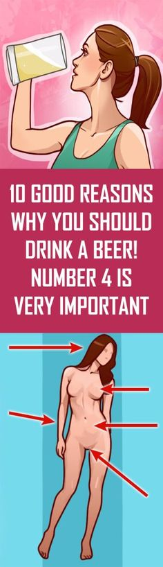 10 Good Reasons Why You Should Drink a Beer! Number 4 is Very Important - Natural Cures House Work Related Stress, Healthier Together, Bone Density, Of Montreal, Central Nervous System, Body Organs, Cholesterol Levels, Keep Fit, Natural Cures