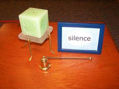 """La lezione di silenzio di Maria Montessori - Maria Montessori ha raccontato come ha """"scoperto"""" la lezione di silenzio, e come ha pututo osservare non solo la capacità del bambino di produrre silenzio, ma anche la grande gioia che ne prova."""