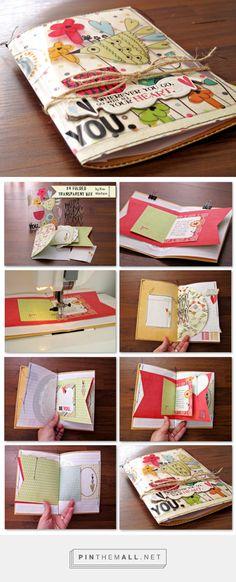 kim watson design ... papercraft: Mini album + Tutorial -