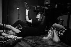 Sleater-Kinney Christens Market Hotel With Sweaty Set of Old & New ...