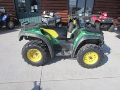 2006 JD Buck 4x4 - Online Auction Ending March 30, 2015. Hansen & Young, Inc. Oshkosh, Wisconsin.