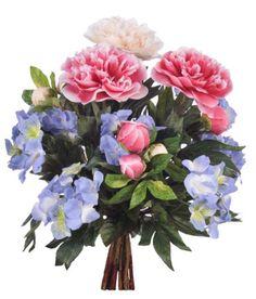 Artificial Peony and Hydrangea Natural Bouquet House of Silk Flowers http://www.amazon.com/dp/B00DZRBX9W/ref=cm_sw_r_pi_dp_5Ksaub057NWTP