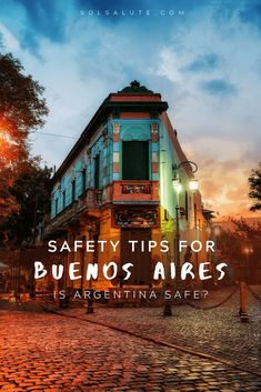 Is Buenos Aires safe? Buenos Aires safety tips and advice   Safety Buenos Aires Argentina   Is Argentina Safe?   Argentina safety advice   Safety Argentina tips   Buenos Aires Scams in Argentina   pick pocketing and thieves in Buenos Aires   Are taxis safe in Buenos Aires   How to stay safe in Buenos Aires #BuenosAires #Argentina