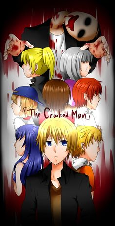 The Crooked Man - I love this game!!!