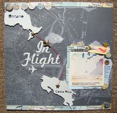 In Flight   (Challenge 3 Bright Ideas Class) by danielle1975 at Studio Calico