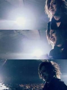 Ruki. :) The GazettE.