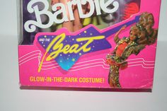 1989 Barbie and the Beat Doll Midge NIB Glow in the Dark Fashion and Cassette Tape / Guitar NRFB 2752 New Mattel, Inc. 3+ 74299505447 | eBay