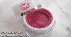 Τα Μυστικά της Παν..ωραίας: Φυτικό lip balm από κερί μέλισσας και αμυγδαλέλαιο, χρωματισμένο από χυμό παντζάρι!