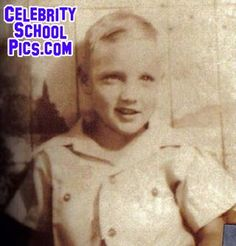 Elvis Presley toddler