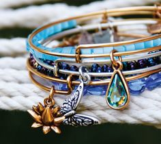 Alex and Ani Jewelry/Sarah Carolyn - Charity By Design Collection