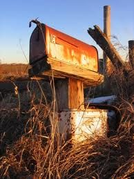 Image result for old mailboxes
