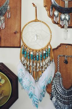 The Once Upon a Time Dreamcatcher by Wild & Free Jewelry
