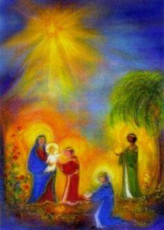 Gertraud Kiedaisch  Drie Koningen