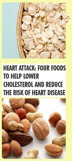 Heart attack: Four foods to help lower cholesterol and reduce the risk of heart disease Lower Cholesterol Naturally, Lower Your Cholesterol, Health And Fitness Articles, Daily Health Tips, Health Advice, Health Fitness, Yoga Fitness, Healthy Diet Tips, How To Stay Healthy