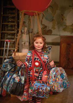 OILILY Children's Wear - Fall Winter 2013
