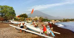 Going to Bali? Maybe don't!   Bali, Vanuatu volcanoes force surge in evacuee numbers.   More than 120,000 people have fled the region around the Mount Agung volcano on the Indonesian tourist island of Bali, fearing it will soon erupt, an official says.