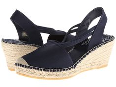 Vidorreta Terra Women's Wedge Shoes