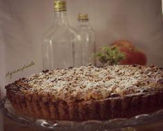 Tarta Crumbled de Manzana