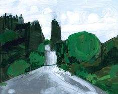 Hermit's Road by Harry Stooshinoff on Artfully Walls